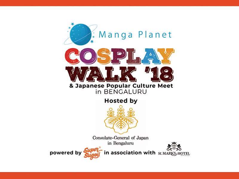 Photo of Editor's Blog: Manga Planet Cosplay Walk 2018