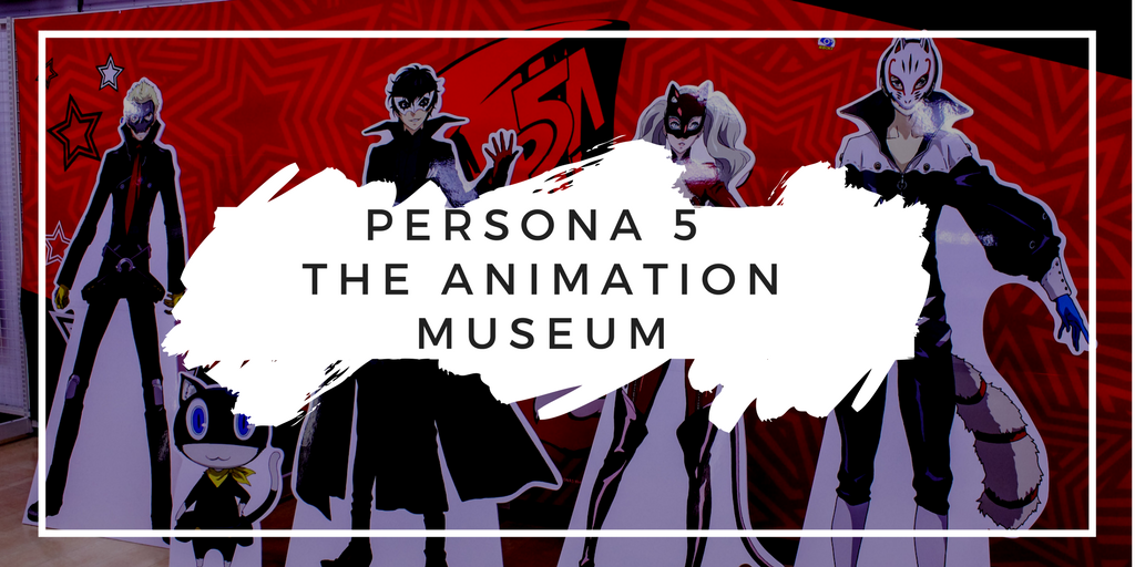 Photo of See Beneath the Mask at the PERSONA5 the Animation Museum