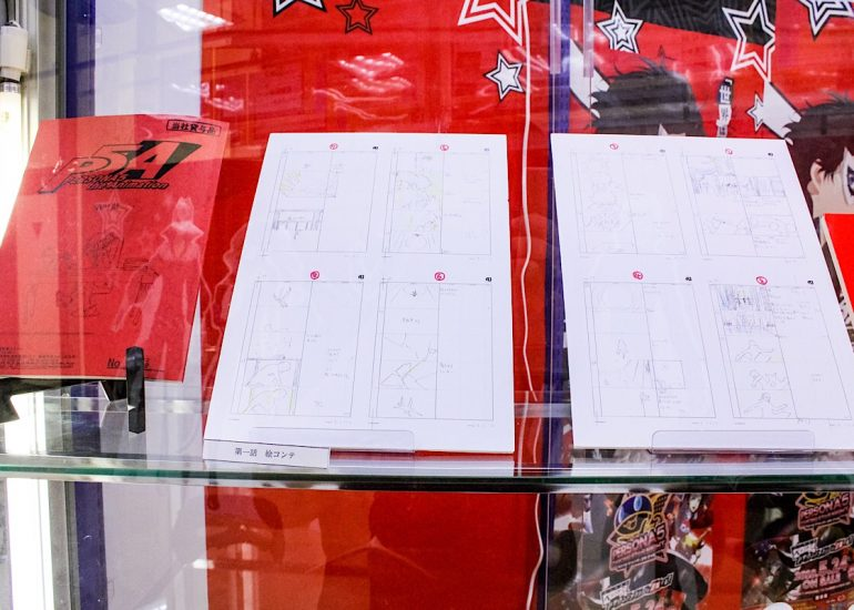 Persona 5 the Animation anime opening planning