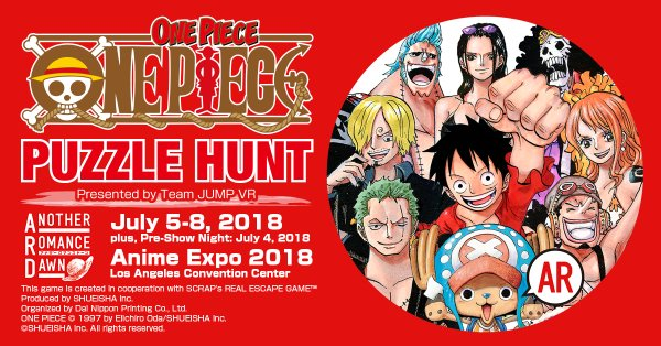 ONE PIECE PUZZLE HUNT Must-Haves Checklist