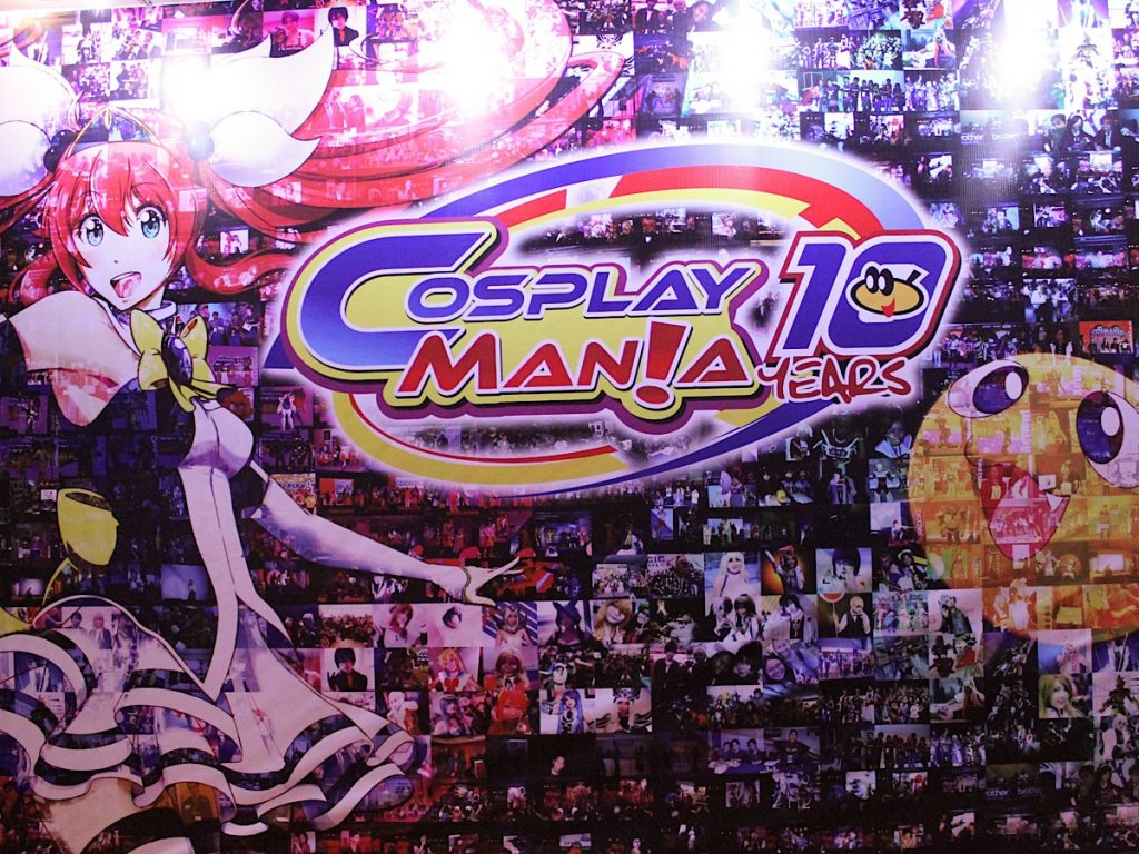 Cosplay Mania celebrated its 10th anniversary