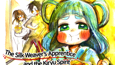 Photo of The Silk Weaver's Apprentice and the Kiryu Spirit