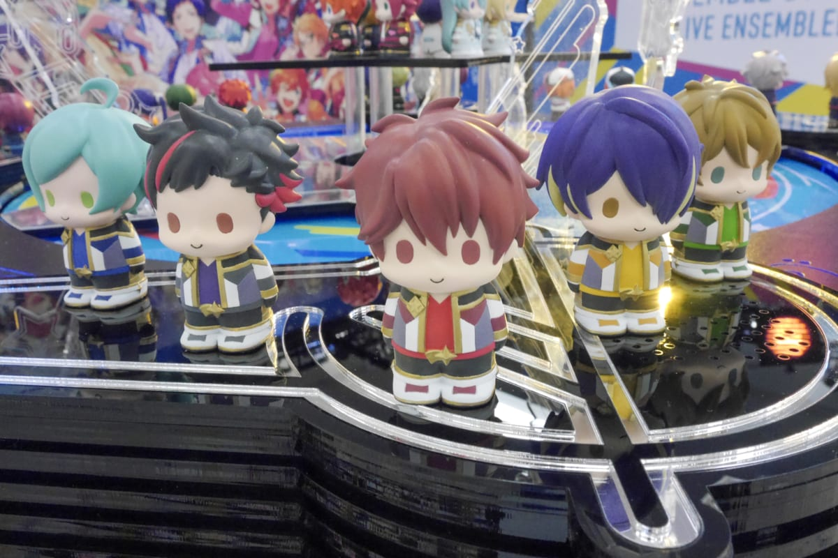 AGF Ensemble Stars!