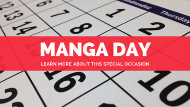 Photo of When is Manga no Hi (Manga Day)?