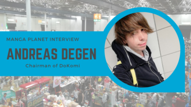 Photo of Interview with Andreas Degen, Chairman of DoKomi