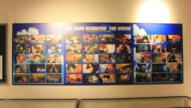 Photo of Become a Hero at theMy Hero Academia: Heroes Rising Exhibition!