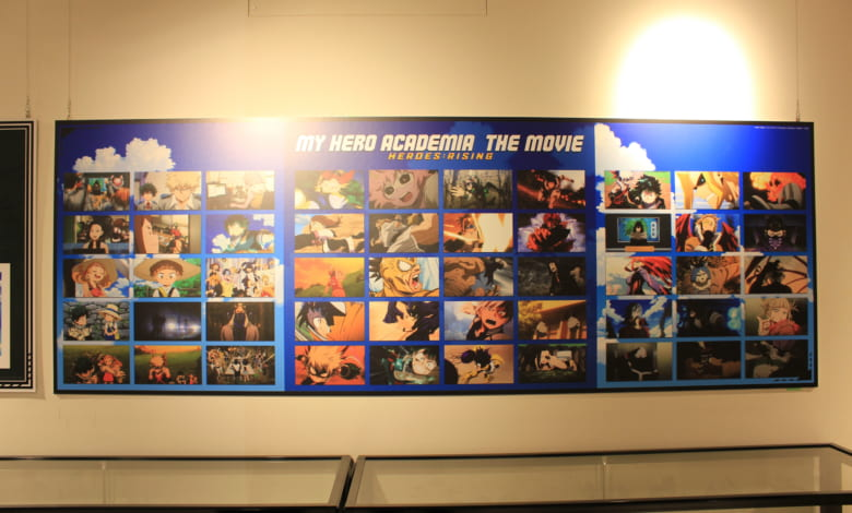 Photo of Become a Hero at the My Hero Academia: Heroes Rising Exhibition!
