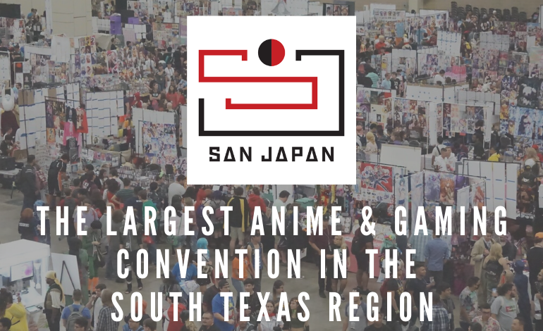 Photo of San Japan, the Largest Anime & Gaming Convention in the South Texas Region