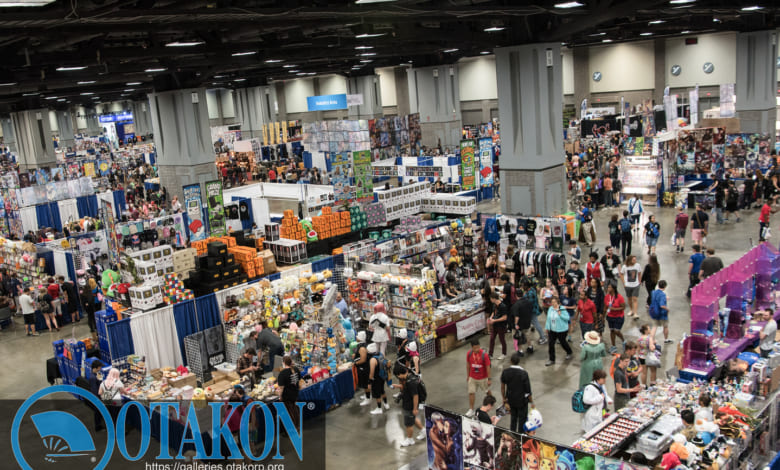 Photo of Otakon, the fan-favorite destination anime convention on the US East Coast for 25 years!