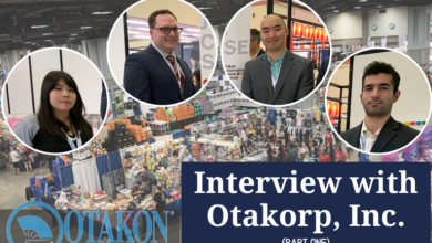 Interview with Otakorp, Inc.