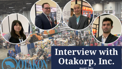 Photo of Interview with Otakorp, Inc. (Part 2)