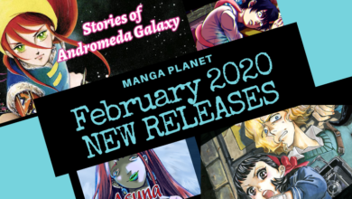 Photo of Manga Planet NEW February 2020 Releases!