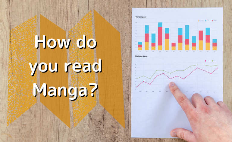 Photo of Manga Planet Community Survey #2: How do you read manga?