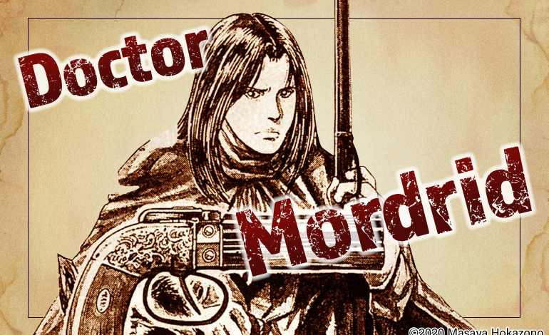 Photo of Doctor Mordrid