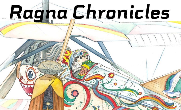 Photo of Ragna Chronicles