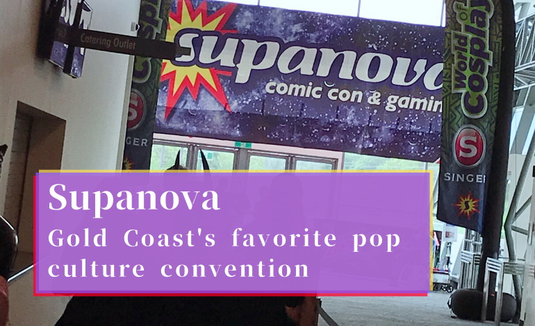Photo of Supanova Comic Con & Gaming – the Gold Coast's favorite pop culture convention