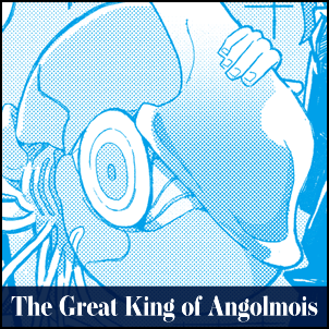 The Great King of Angolmois