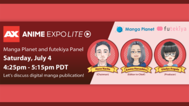 Photo of Manga Planet will be at Anime Expo Lite!