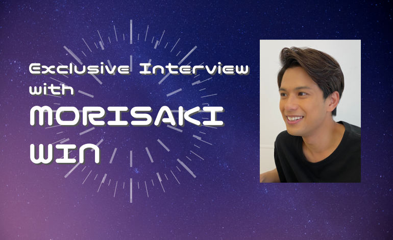 Photo of Exclusive Interview with MORISAKI WIN