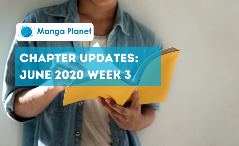 Photo of Manga Planet Chapter Updates: June 2020 Week 3