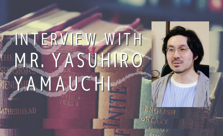 Photo of Exclusive Interview with Mr. Yasuhiro Yamauchi of MANGA NIGHT