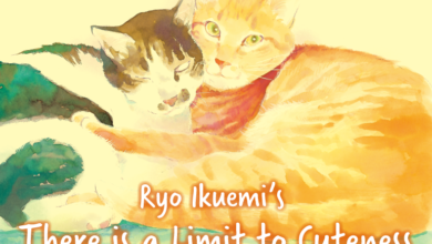 Photo of Ryo Ikuemi's There is a Limit to Cuteness
