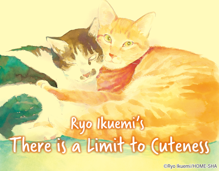 Ryo Ikuemi's There is a Limit to Cuteness