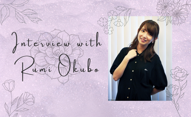 Photo of Exclusive Interview with voice actress Rumi Okubo