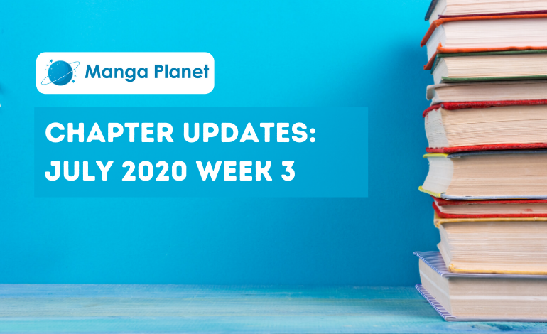 Photo of Manga Planet Chapter Updates: July 2020 Week 3
