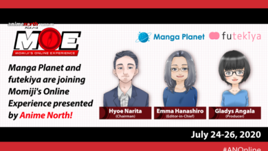 Manga Planet Anime North