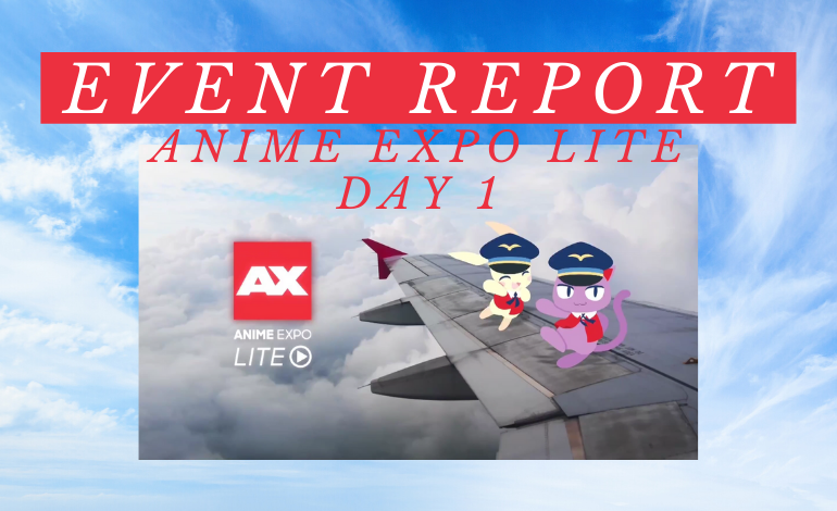 Photo of Event Report: Anime Expo Lite Day 1