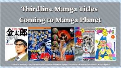 Photo of Manga Planet Licenses Five Manga Titles from Thirdline