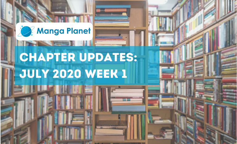 Manga Planet July Updates