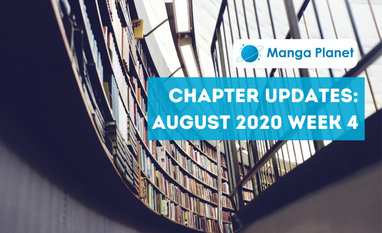 Photo of Manga Planet Chapter Updates: August 2020 Week 4