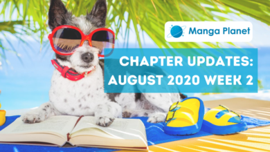 Photo of Manga Planet Chapter Updates: August 2020 Week 2