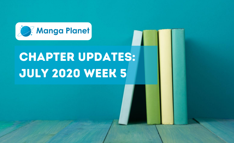 Photo of Manga Planet Chapter Updates: July 2020 Week 5