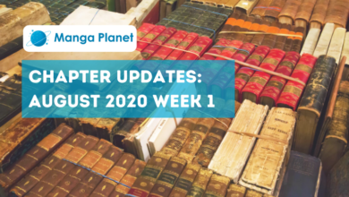 Photo of Manga Planet Chapter Updates: August 2020 Week 1