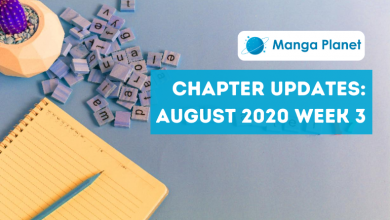 Photo of Manga Planet Chapter Updates: August 2020 Week 3