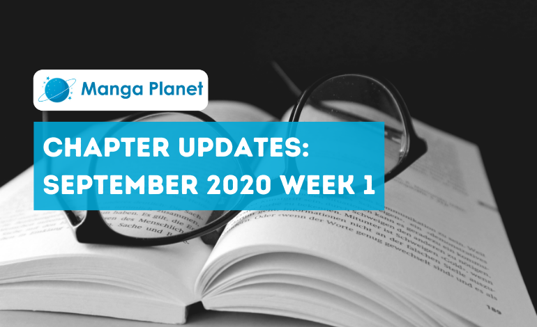 Photo of Manga Planet Chapter Updates: September 2020 Week 1