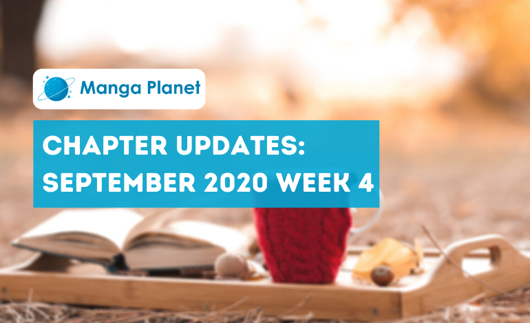 Photo of Manga Planet Chapter Updates: September 2020 Week 4