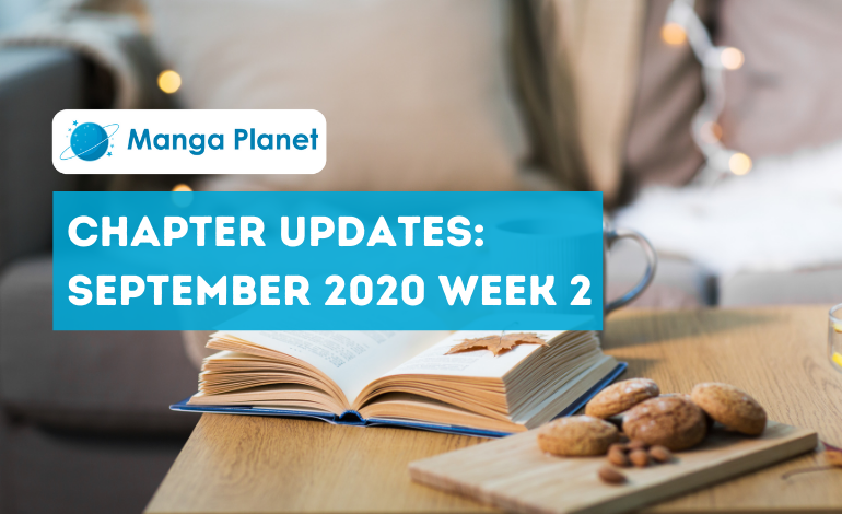 Photo of Manga Planet Chapter Updates: September 2020 Week 2