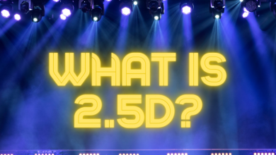 what is 2.5D