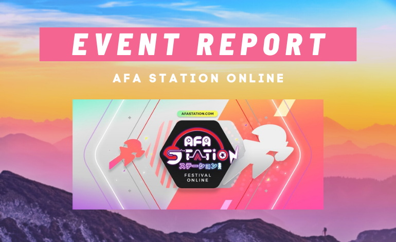 Photo of AFA STATION: An Event Report