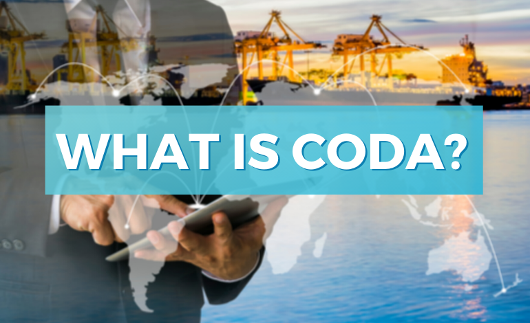 Photo of What is CODA (Content Overseas Distribution Association)?
