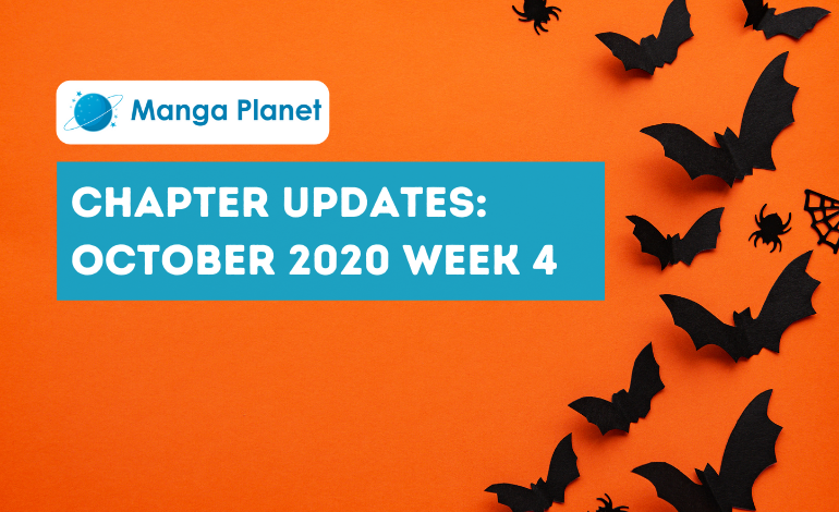 Photo of Manga Planet Chapter Updates: October 2020 Week 4