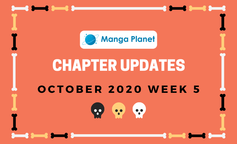Manga Updates October Week