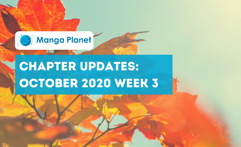 Photo of Manga Planet Chapter Updates: October 2020 Week 3