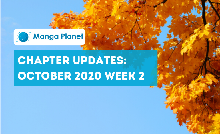 Photo of Manga Planet Chapter Updates: October 2020 Week 2
