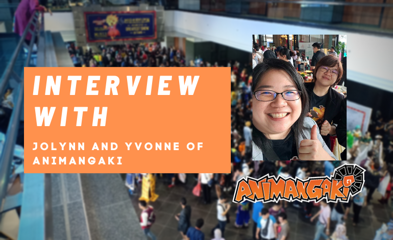 Photo of Interview with JoLynn and Yvonne of AniManGaki