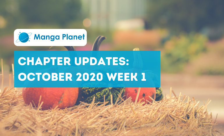 Photo of Manga Planet Chapter Updates: October 2020 Week 1